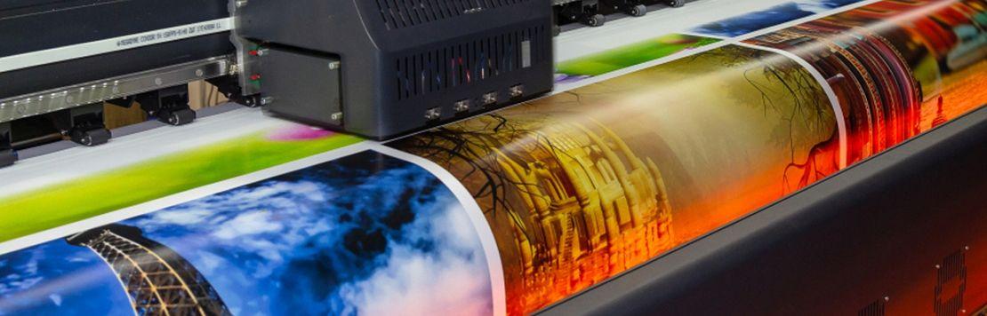 печать широкоформатная киев